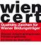 Logo Wien Cert